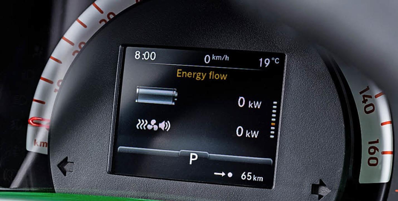 Elektrische Mobilität in der Gesamtans...im Detail. Das Fahren verändert sich.   | Foto: nissan/BMW/Daimler