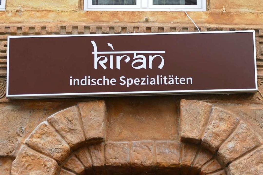 Ein neuer Inder ist in die Friedrichstraße gezogen.  | Foto: Hannah Fedricks Zelaya