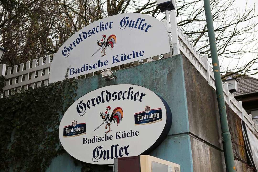 In den Geroldsecker Guller kommt bald ein Grieche.  | Foto: Christoph Breithaupt