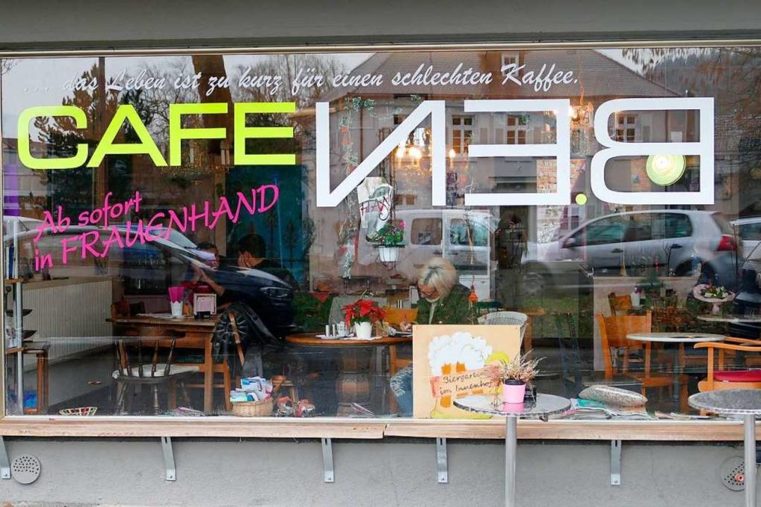 Das Café Ben schließt zum Jahresende.  | Foto: Hannah Fedricks Zelaya