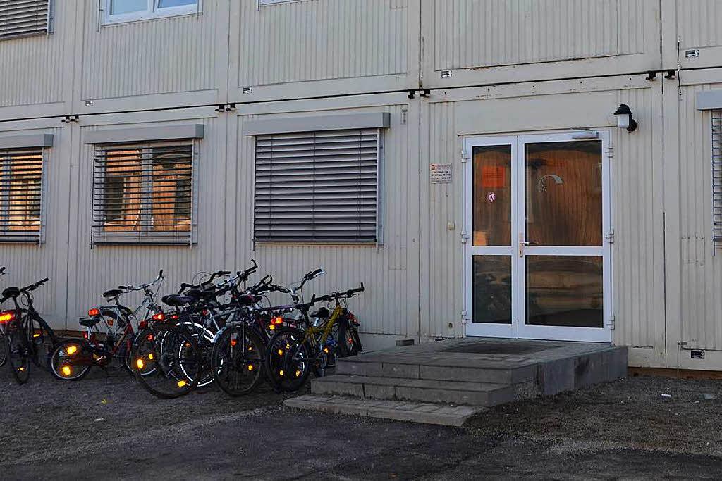 Eimeldingen jetzt also doch f rs erste wohncontainer f r for Smart haus wohncontainer