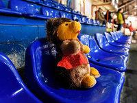 Fotos: Der Teddy Bear Toss beim EHC Freiburg