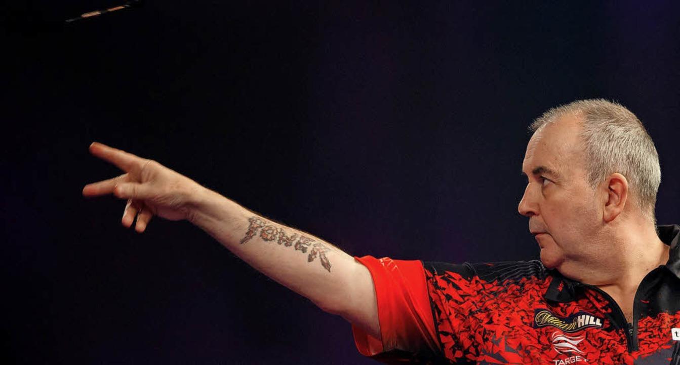 Dart: Rekord-Weltmeister Taylor im Achtelfinale