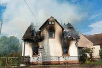 Neustart nach Hausbrand dank der Hilfsbereitschaft der Menschen