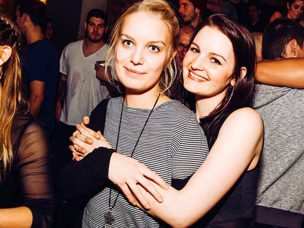 Party in Fröhlichs Kneipenclub in Lahr.