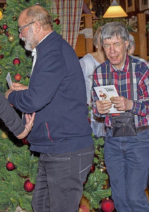In Dänemark tanzt man um den Weihnacht...h im Hotel Sonnenhof nicht verzichten.  | Foto: Wilfried Dieckmann