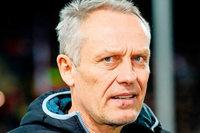 """SC-Trainer Christian Streich ist der """"Mann des Jahres 2017"""""""
