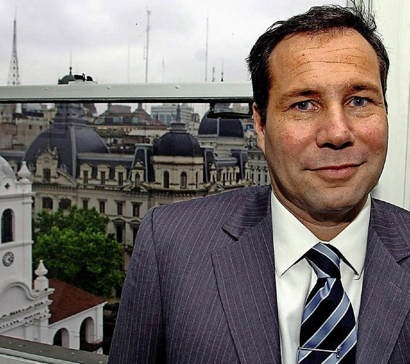 Richter - Tod von argentinischem Staatsanwalt Nisman war Mord