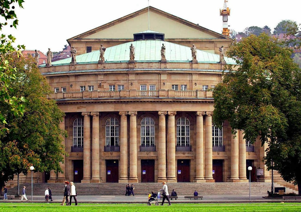 Bekommt eine neue künstlerische Handschrift: die Stuttgarter Oper    | Foto: dpa