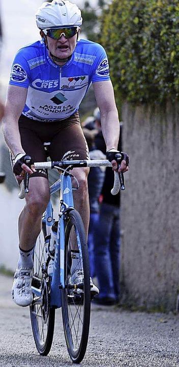 Erstmals bei der Vuelta:  Nico Denz aus Albbruck  | Foto: Elisa Haumesser