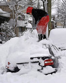 Rekord-Kälte in Nordamerika