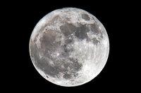 """Doppelter Vollmond: """"Blue Moon"""" gibt es 2018 gleich zwei Mal"""