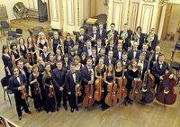 Junge Philharmonie der Ukraine mit Walzern und Polkas der Johann-Strauß-Dynastie in Rheinfelden