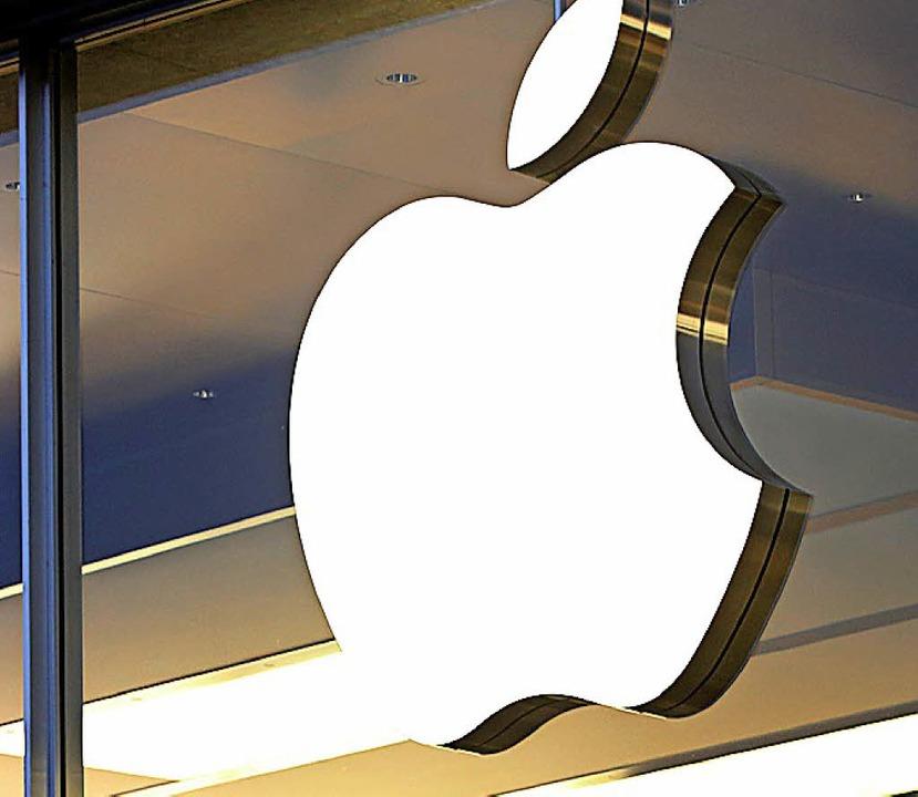 In der Kritik: Apple  | Foto: DPA
