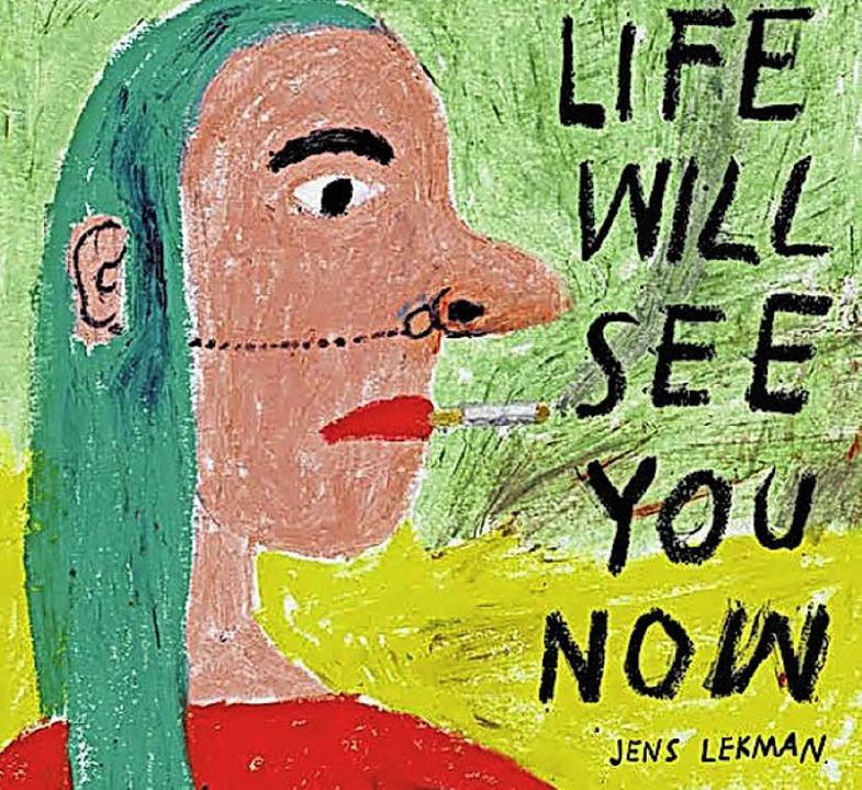 Jens LekmanCD-Cover    Foto: ZVG