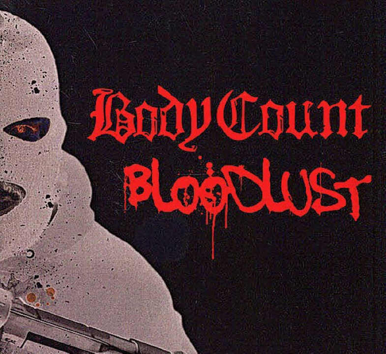 BodycountBloodlust CD-Cover  | Foto: ZVG