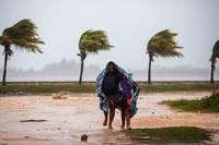 Eine Serie von Hurrikanen suchte 2017 die Karibik und die USA heim