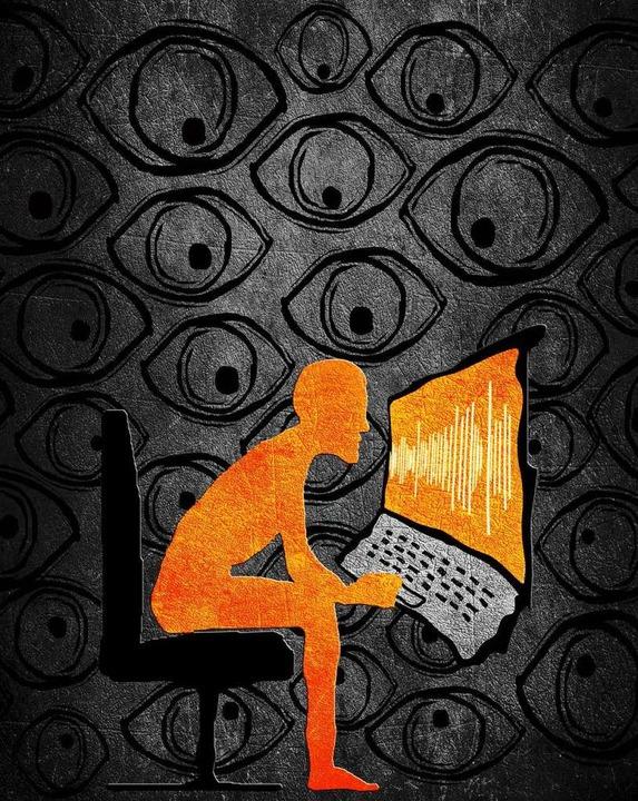 Wer im Internet surft, gibt viel über sich preis.  | Foto: lolloj - stock.adobe.com