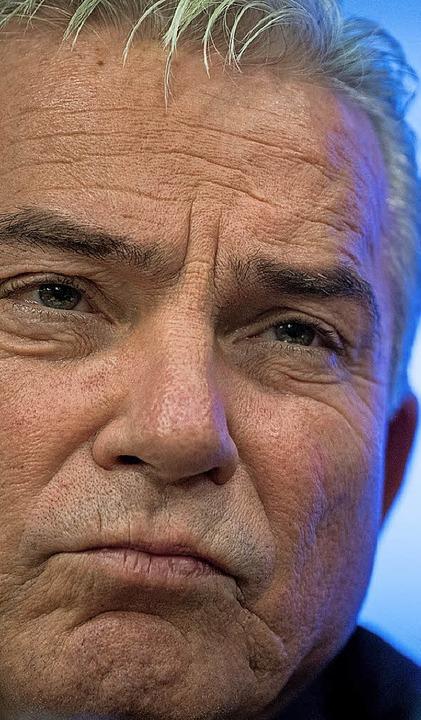 Ein Vize, dessen Vertrauen gewachsen ist: Innenminister Thomas Strobl.  | Foto:  DPA