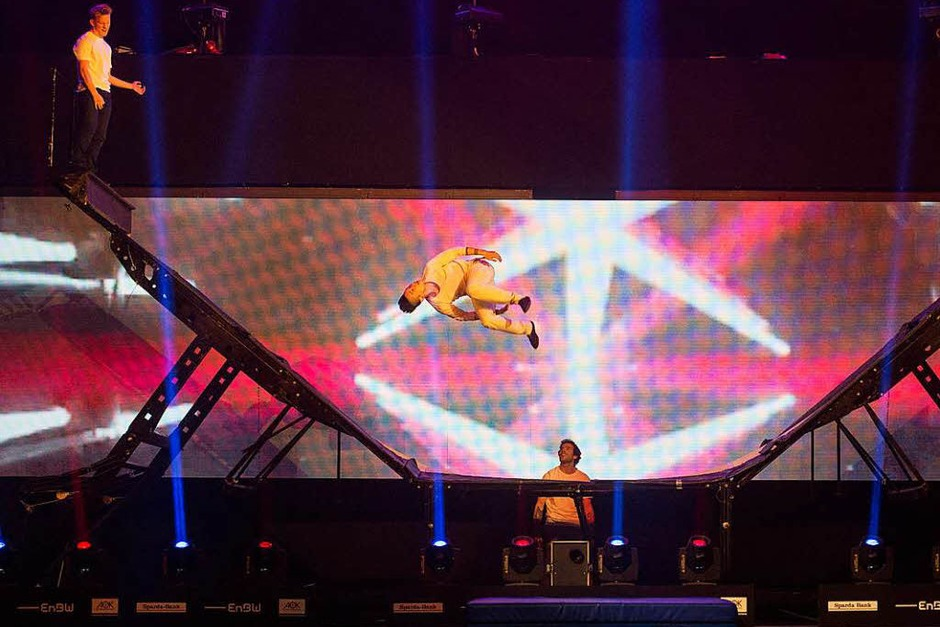 Turn-Gala 2017 in Freiburg. (Foto: Patrick Seeger)