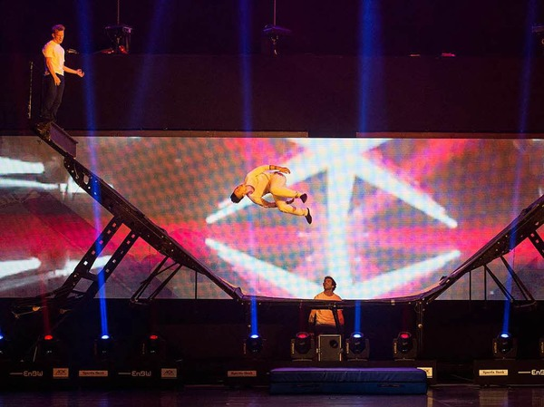 Turn-Gala 2017 in Freiburg.