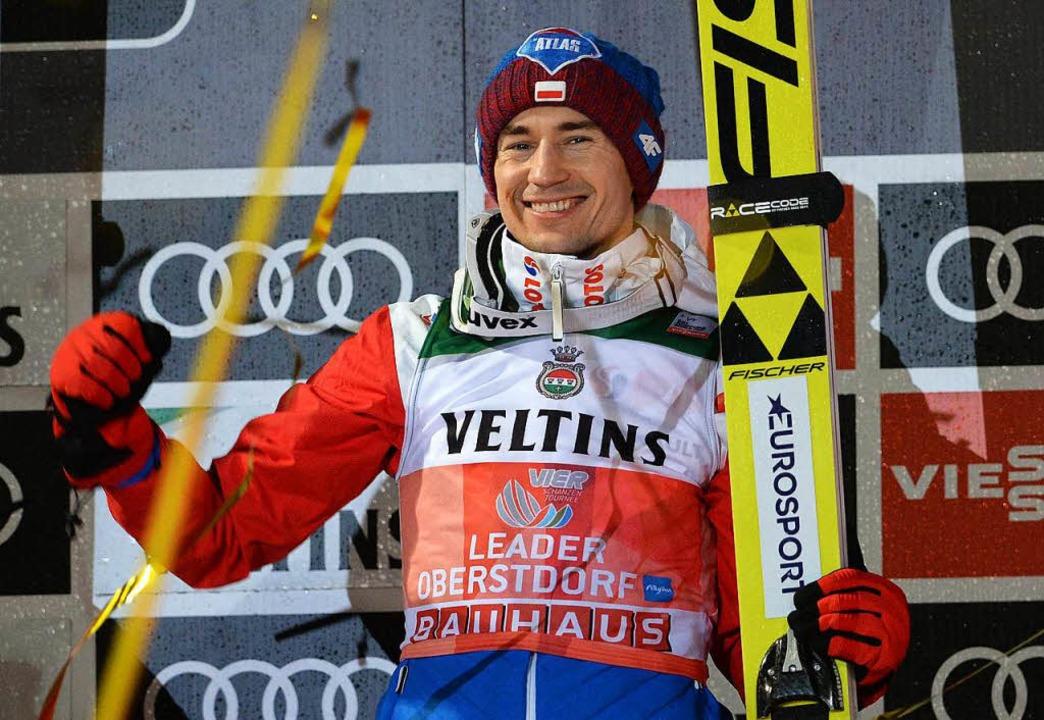 Kamil Stoch  | Foto: dpa