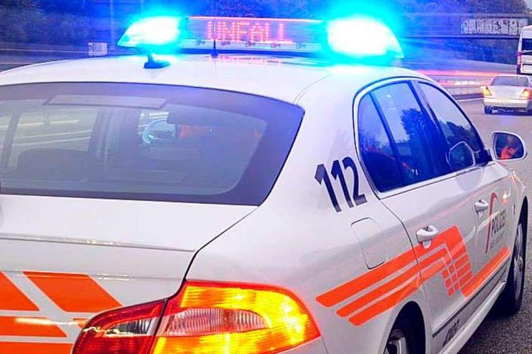 Tödlicher Verkehrsunfall auf der Autobahn A2 bei Pratteln (Archivfoto).  | Foto: Polizei