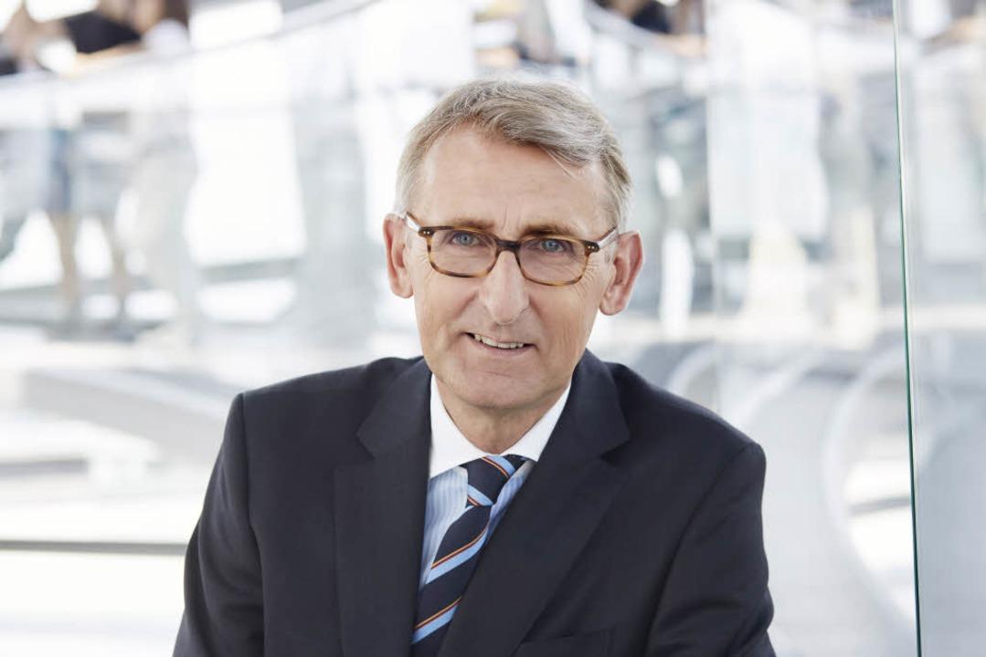 Bundestagsabgeordneter und Noch-Kreisvorsitzender Armin Schuster  | Foto: Armin Schuster Büro