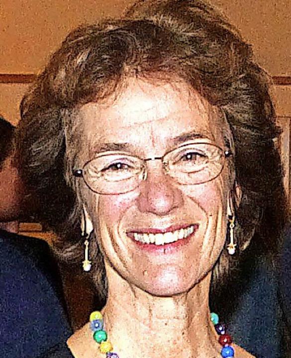 Moira Fetterman  | Foto: Claudia Bachmann-Goronzy