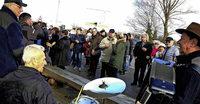 Neujahrstreffen lockt viele Besucher über den Rhein