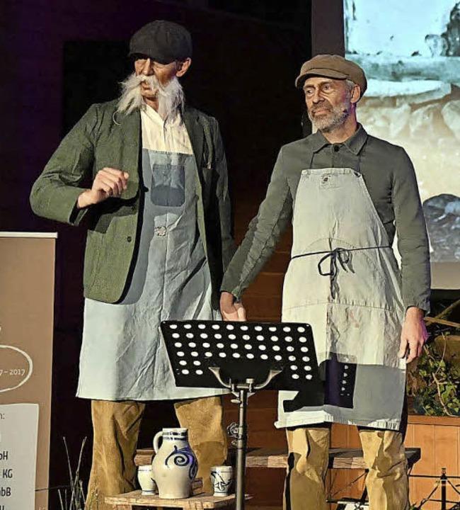 <BZ-Rubrik>Neujahrsempfang</BZ-Rubrik>... auch im Oktober beim Kulturabend auf.  | Foto: Wolfgang Künstle