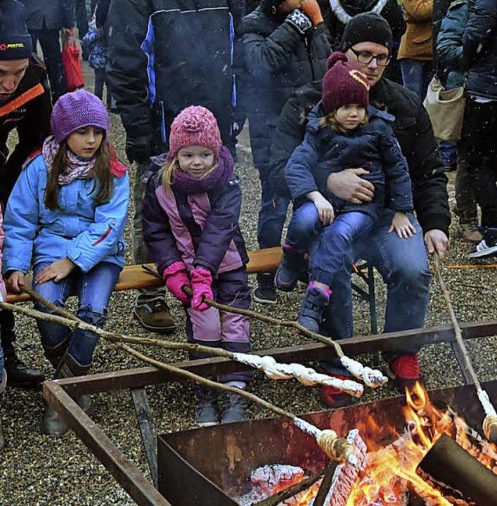 <BZ-Rubrik>Zum Ende des Jahres</BZ-Rub...Foto) wieder Weihnachtsmärkte gegeben.  | Foto: Wolfgang Künstle