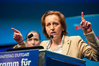 Twitter sperrt AfD-Politikerin Beatrix von Storch