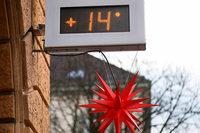Temperaturrekorde: T-Shirt-Wetter zum Jahreswechsel
