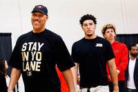 Die Familie Ball will den US-Basketball revolutionieren