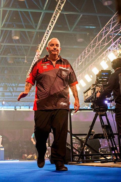 Darts-Legende Phil Taylor tritt ab  | Foto: AFP