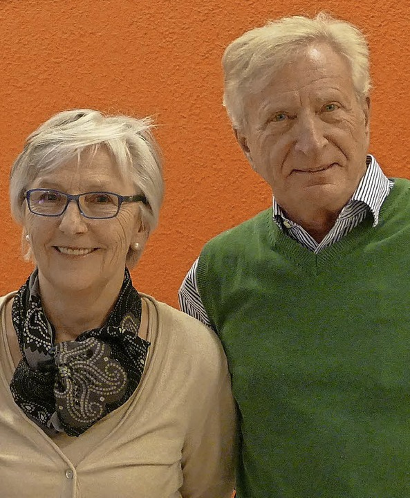 Beatrix und Wolfgang Köster  | Foto: Hrvoje Miloslavic