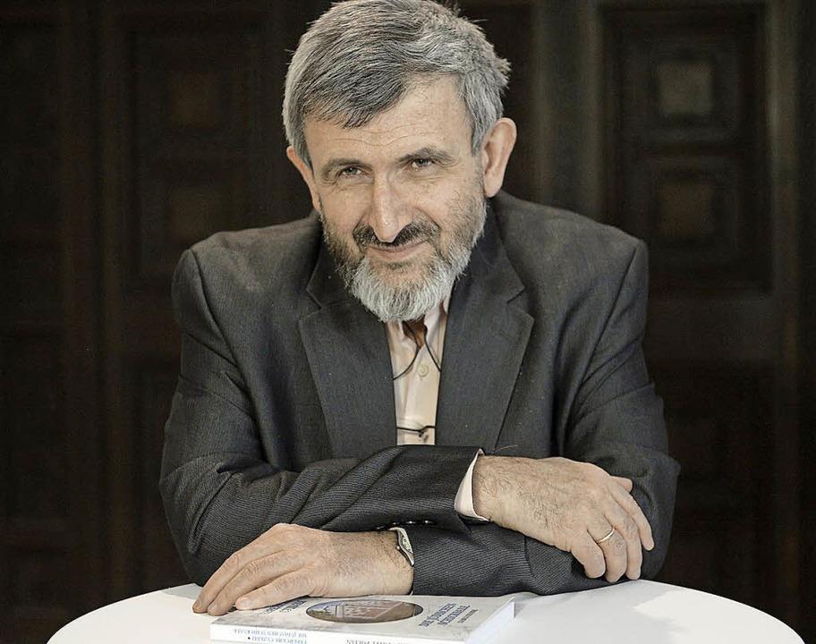 Autor und Historiker: Pavel Polian    Foto: Ingo Schneider