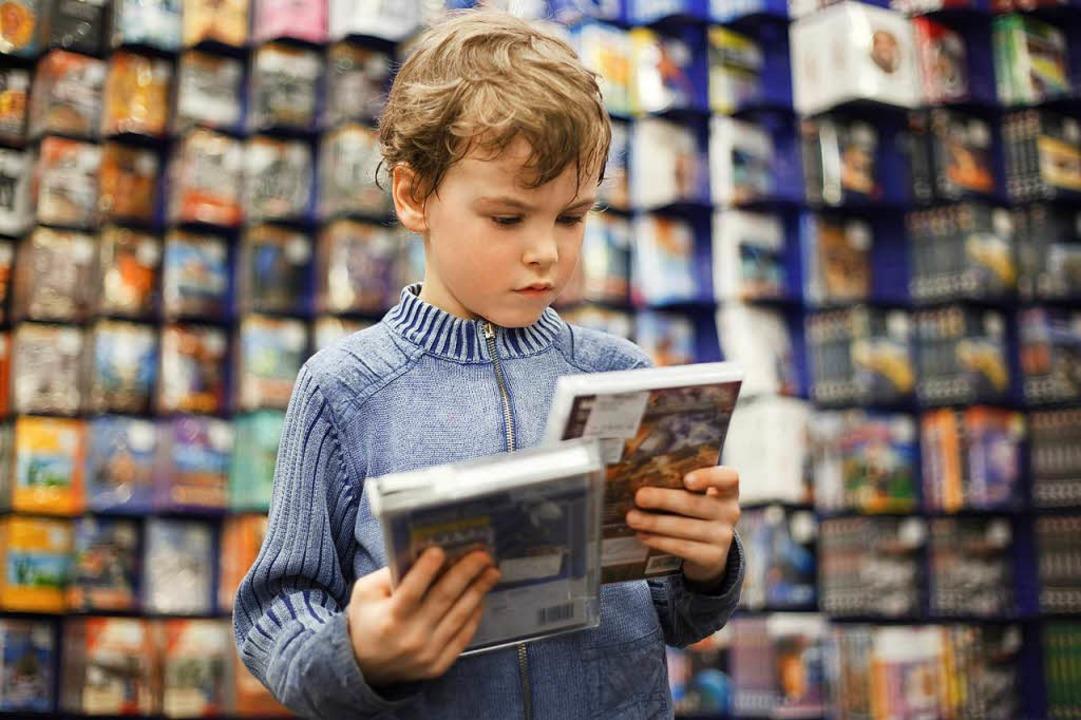 Die Emmendinger Videothek verzeichnet ...die Nachfrage düster aus. (Symbolbild)  | Foto: Pavel Losevsky / adobe.com