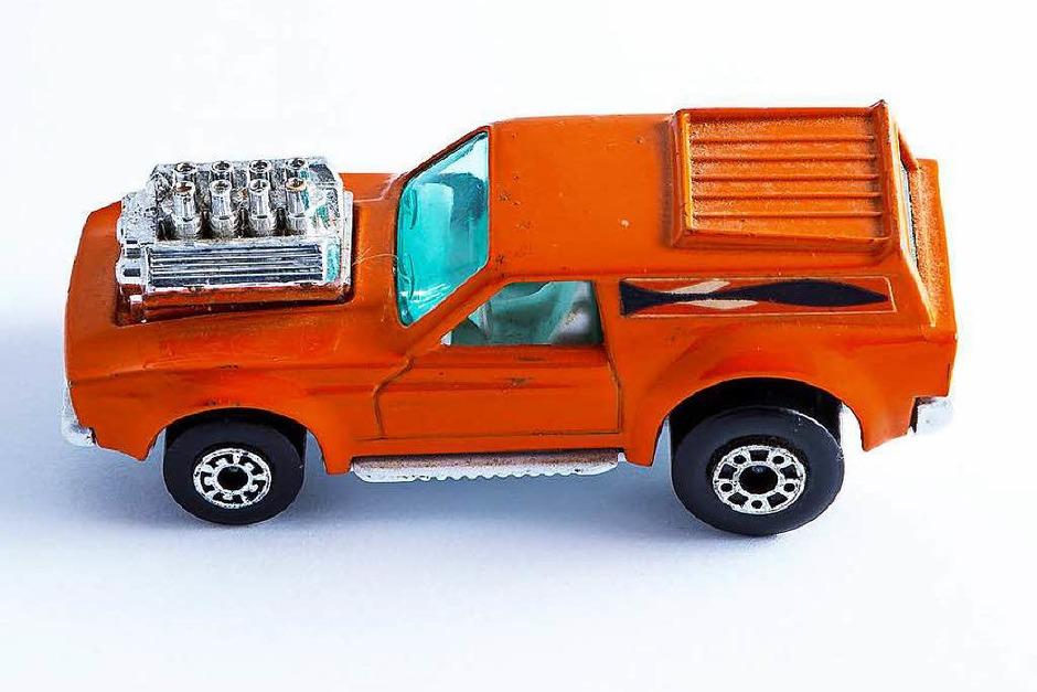 Faszination Spielzeugautos (Foto: Carlotta Huber)