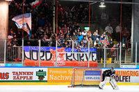 500 Fans folgen dem EHC Freiburg im Sonderzug nach Bayern