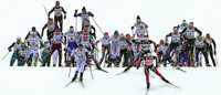 Top-Ten-Plätze und Olympia-Teilnormen