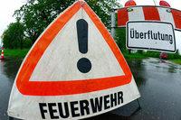 Hochwasser rund um Waldkirch – Pegel der Elz geht wieder zurück