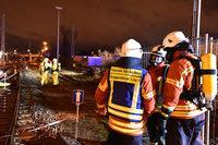Nach Gefahrgutunfall in Weil: Zugverkehr auf der Rheintalstrecke rollt wieder