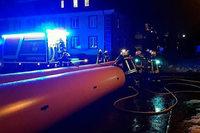 Großeinsatz in St. Blasien: Feuerwehr rund um den Hochrhein unterstützt tatkräftig