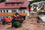 Fotos: Hochwasser in St. Blasien und Menzenschwand