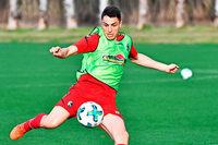 Vincent Sierro hofft nach Verletzungspech auf bessere Zeiten
