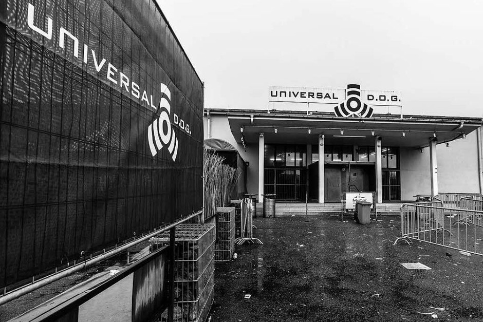 Das Universal D.O.G. ist Geschichte. (Foto: Carlotta Huber)