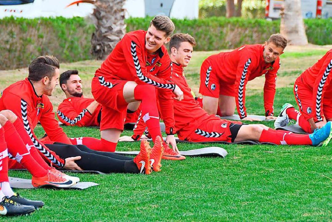 Hamburger SV und SC Freiburg trennen sich im Testspiel 1:1