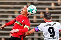SC Freiburg und Hamburger SV trennen sich im Testspiel 1:1